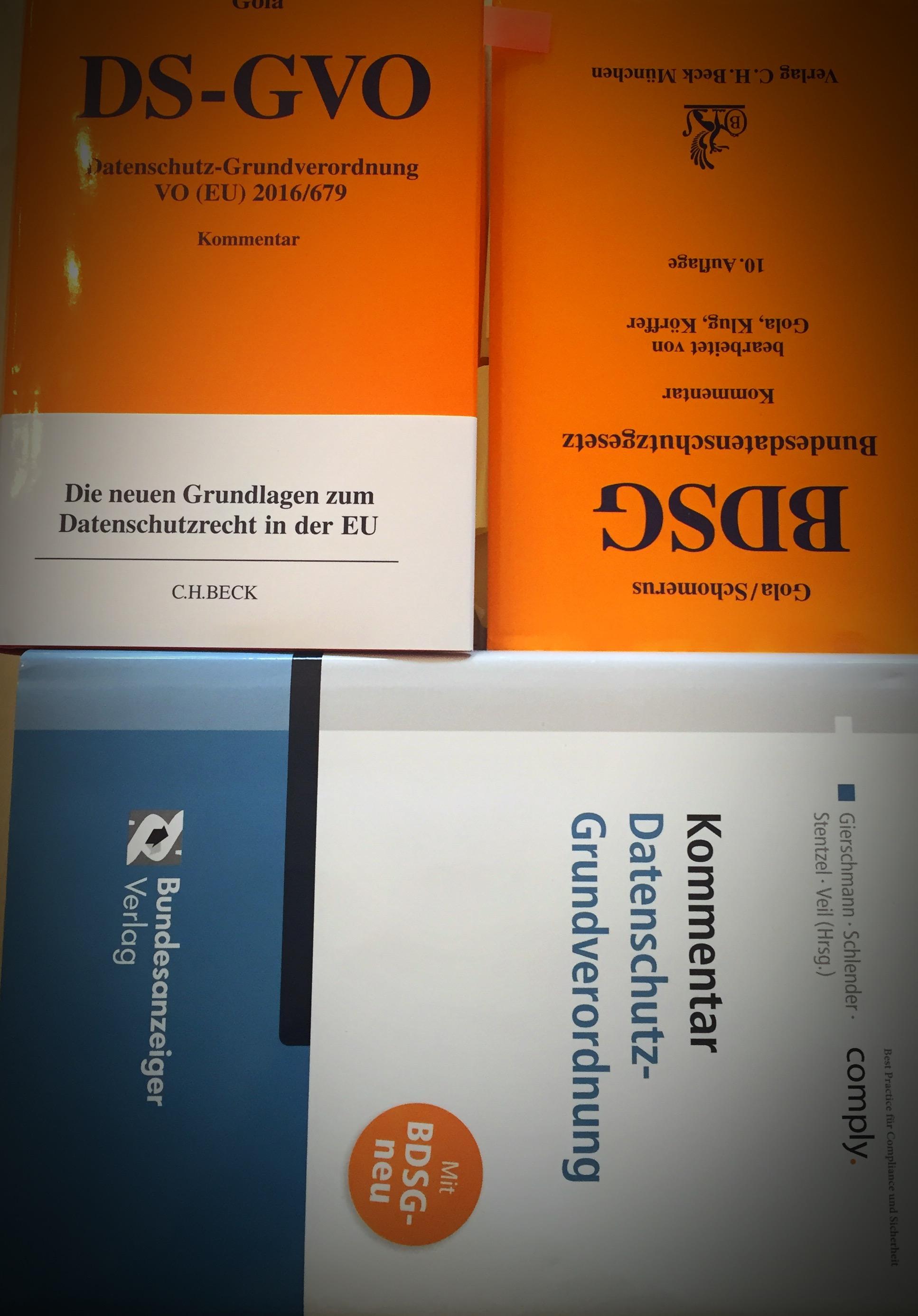 DSGVO: Eine Zwischenbilanz