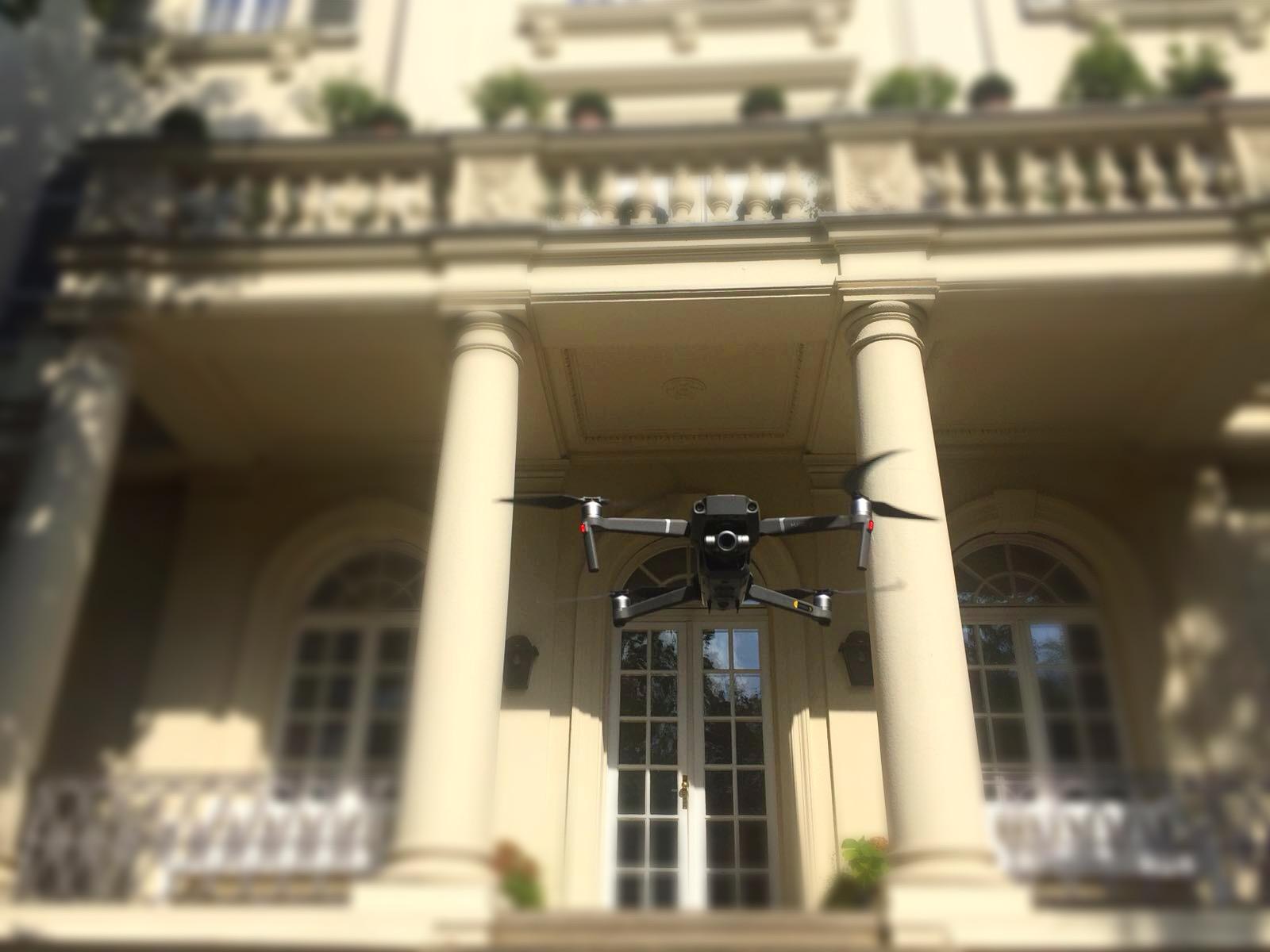 Drohnenrecht für Hobbypiloten